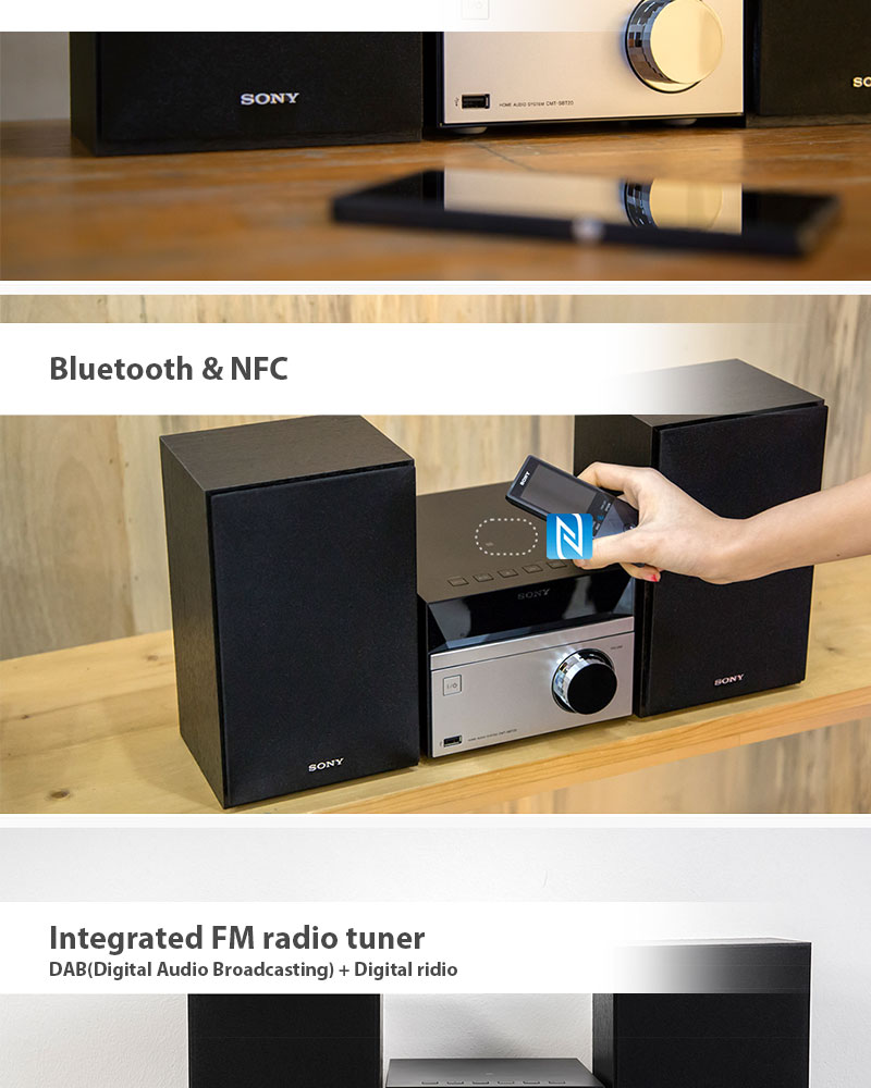 Brand New Sony Hi Fi System With Bluetooth Cmt Sbt20